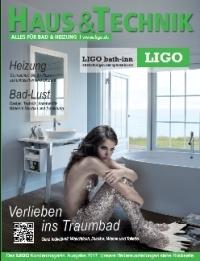 Ligo Ausgabe Haus und Technik